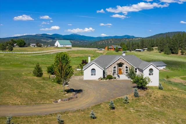 16716 N Madison Rd, Mead, WA 99021 (#202118141) :: Prime Real Estate Group