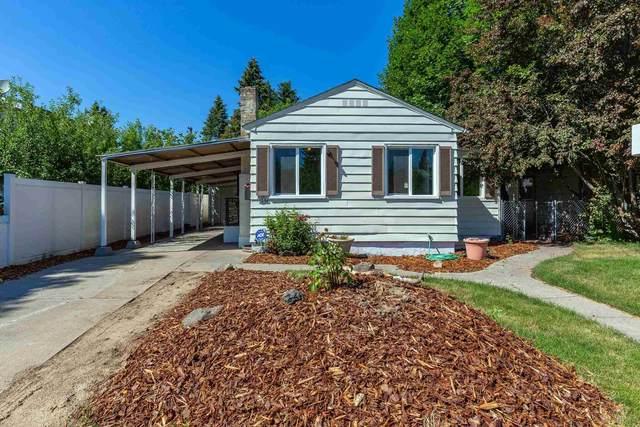 4047 E 5th Ave, Spokane, WA 99202 (#202118680) :: Prime Real Estate Group