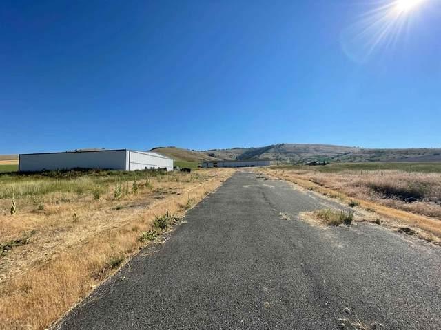 53541 State Route 27 Rd, Tekoa, WA 99033 (#202118769) :: The Synergy Group