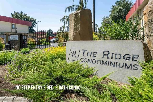 164 S Coeur D'alene St C-107, Spokane, WA 99201 (#202118820) :: Trends Real Estate
