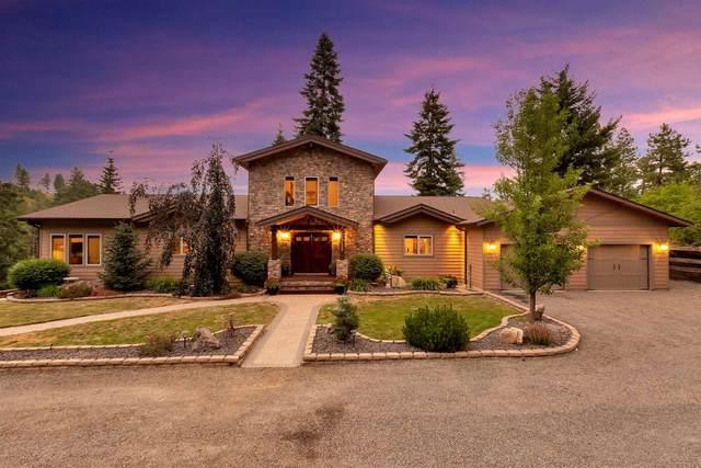 10505 E Grouse Mountain Ln, Spokane, WA 99206 (#202119188) :: The Synergy Group
