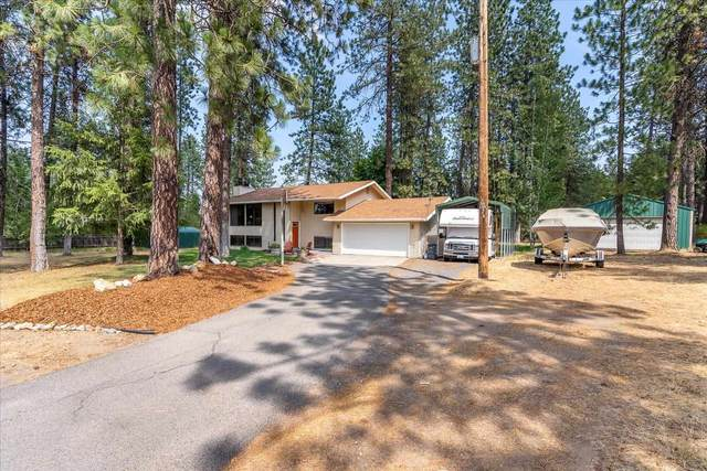16206 N West Shore Rd, Nine Mile Falls, WA 99026 (#202119300) :: The Synergy Group