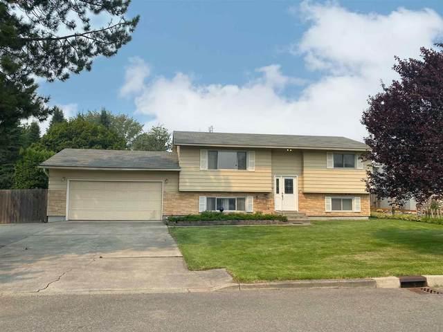 116 S Greenacres Rd, Greenacres, WA 99016 (#202119847) :: Prime Real Estate Group