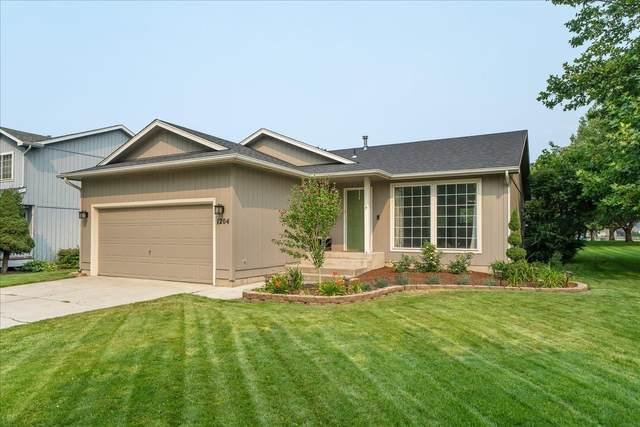 1204 N Ormond St, Liberty Lake, WA 99019 (#202120051) :: The Spokane Home Guy Group