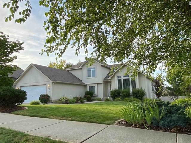 18617 E 11th Ave, Greenacres, WA 99016 (#202120424) :: Freedom Real Estate Group