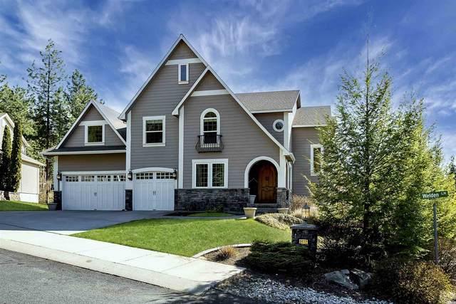 1402 E Welden Dr, Spokane, WA 99223 (#202121020) :: Prime Real Estate Group
