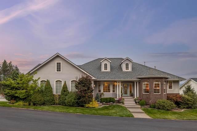 5906 S Summerwood St, Spokane, WA 99224 (#202121426) :: Trends Real Estate
