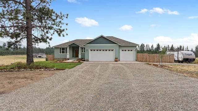 12222 E Nelson Rd, Elk, WA 99009 (#202121806) :: The Spokane Home Guy Group