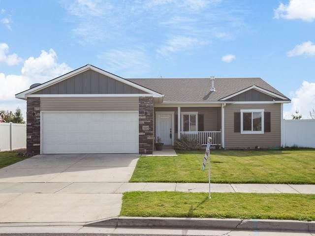 3805 W Dawn Ave, Spokane, WA 99208 (#202122134) :: Parrish Real Estate Group LLC