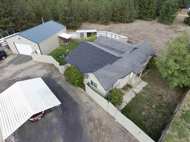 39915 N Newport Hwy, Elk, WA 99009 (#202122395) :: Trends Real Estate