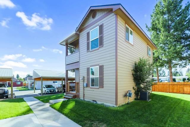 7125 N Crestline St Unit #5, Spokane, WA 99217 (#202122537) :: The Spokane Home Guy Group