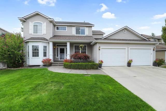 1425 N Salishan, Liberty Lake, WA 99019 (#202122568) :: The Spokane Home Guy Group