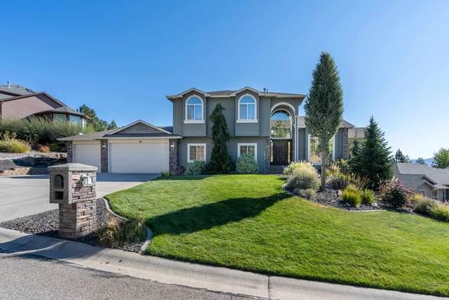 5612 N Del Rey Dr, Otis Orchards, WA 99027 (#202122640) :: Prime Real Estate Group