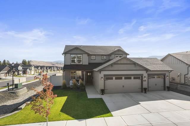 1805 S Greenacres St, Spokane Valley, WA 99016 (#202122922) :: Trends Real Estate