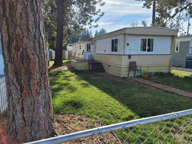 9518 E 4th Ave #97, Spokane Valley, WA 99206 (#202123115) :: Inland NW Group
