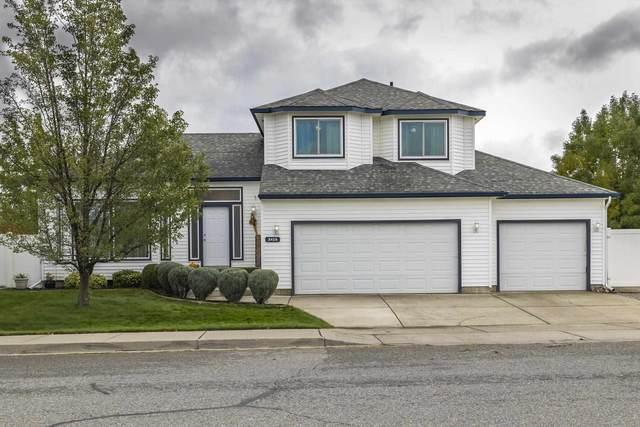 3409 S Woodlawn Dr, Spokane Valley, WA 99206 (#202123198) :: The Spokane Home Guy Group
