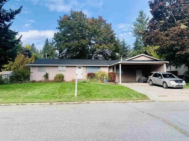 13109 E 29th Ave, Spokane Valley, WA 99216 (#202123305) :: Real Estate Done Right