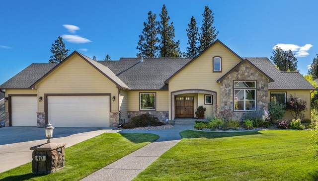 417 W Trail Ridge Ct, Spokane, WA 99224 (#202123588) :: Elizabeth Boykin | Keller Williams Spokane