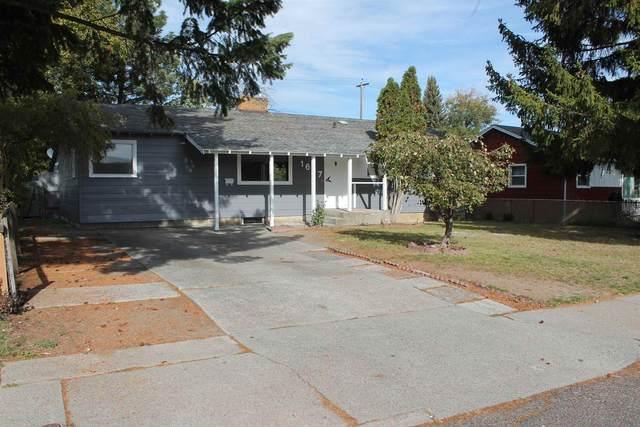 1647 E Bismark Ave, Spokane, WA 99208 (#202124037) :: Inland NW Group