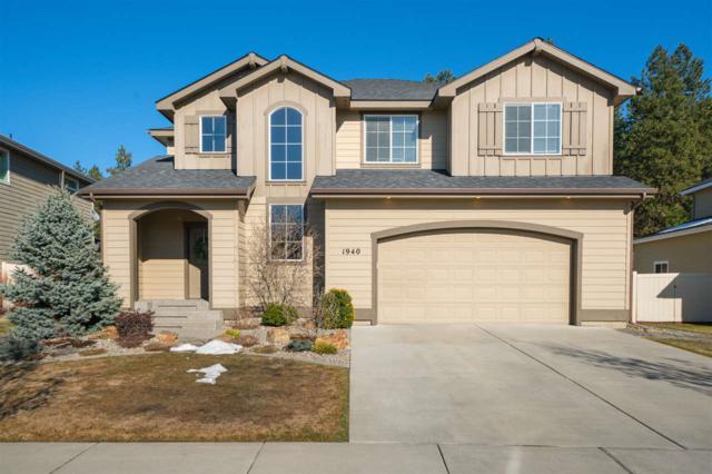 1940 N Forest Ridge St, Liberty Lake, WA 99019 (#201912914) :: THRIVE Properties