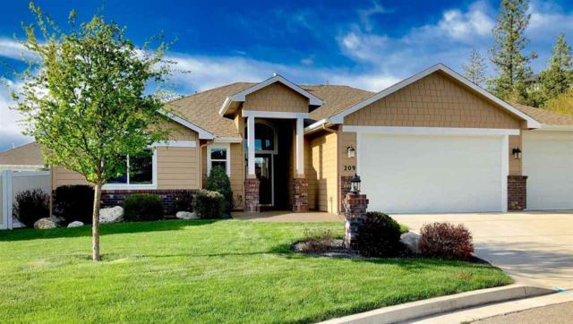 209 E Alexa Ct, Spokane, WA 99208 (#201915371) :: Five Star Real Estate Group