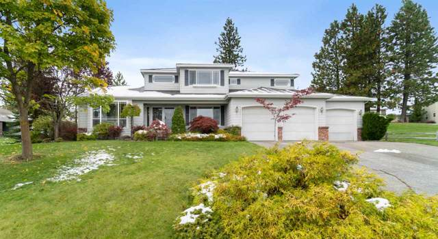 5060 S Hillcrest Ln, Veradale, WA 99037 (#201924250) :: The Synergy Group