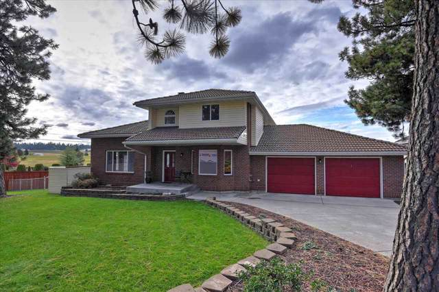 8434 S Couples Ln, Cheney, WA 99004 (#201927467) :: The Hardie Group
