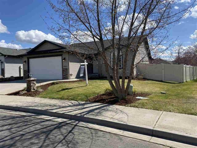 1211 W Aspen View Ave, Spokane, WA 99224 (#202012581) :: The Synergy Group