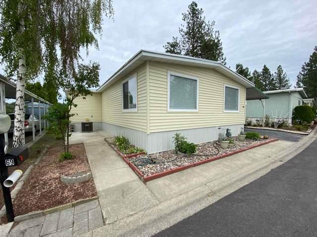 2311 W 16th #69 Ave, Spokane, WA 99224 (#202013806) :: Chapman Real Estate