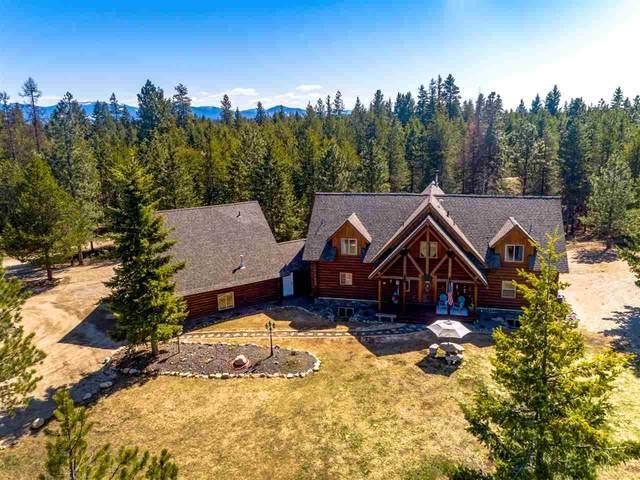 8553 W Coeur D'alene Dr, Spirit Lake, ID 83869 (#202015815) :: Chapman Real Estate