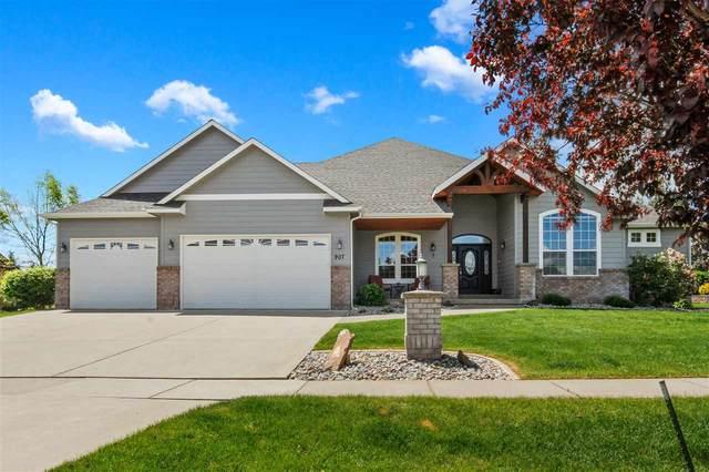 907 N Country Club Dr, Deer Park, WA 99006 (#202015995) :: Prime Real Estate Group