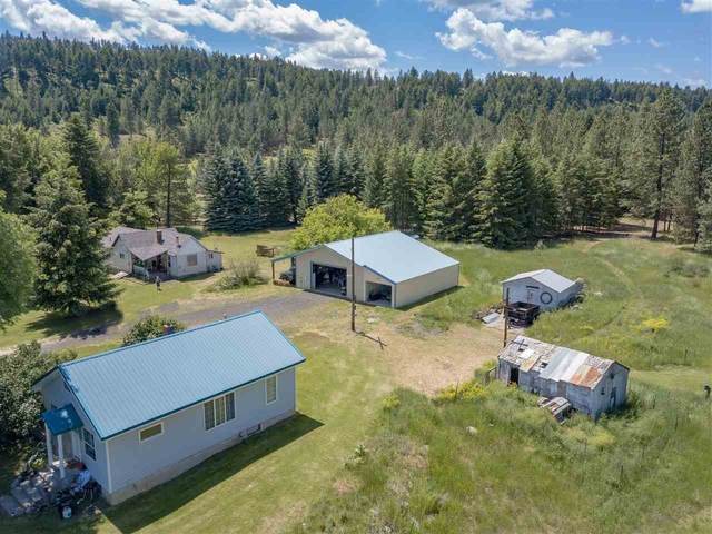 14003 W Charles Rd 14004 W Charles, Nine Mile Falls, WA 99026 (#202018098) :: Top Spokane Real Estate