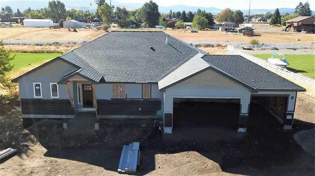 20518 E Happy Trails Ln, Otis Orchards, WA 99027 (#202018235) :: Top Spokane Real Estate