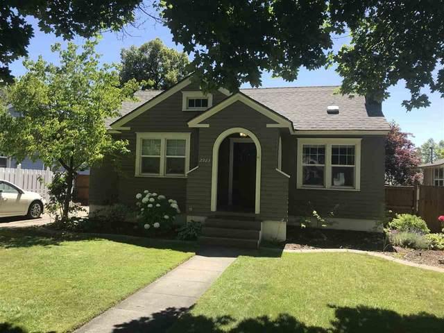 2923 W Euclid Ave, Spokane, WA 99205 (#202018665) :: The Synergy Group