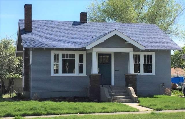 1026 E Bridgeport Ave, Spokane, WA 99207 (#202021752) :: The Synergy Group