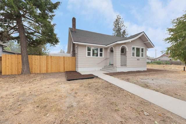 622 E Wellesley Ave, Spokane, WA 99207 (#202022435) :: Top Spokane Real Estate