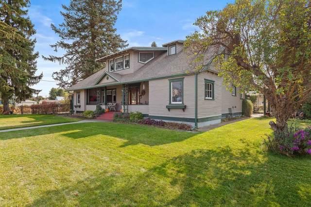 355 W Spokane Ave, Reardan, WA 99029 (#202024125) :: Elizabeth Boykin & Keller Williams Realty
