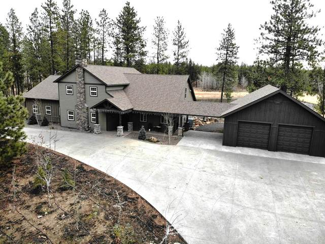 30915 S North Pine Creek Rd, Spangle, WA 99031 (#202025990) :: The Synergy Group