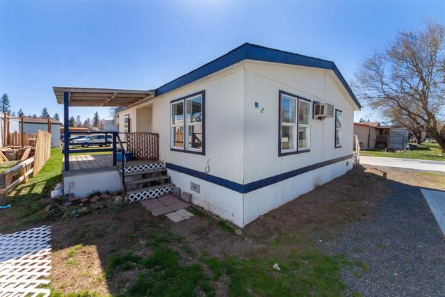 500 E Campbell #33 St, Medical Lake, WA 99022 (#202114110) :: Prime Real Estate Group