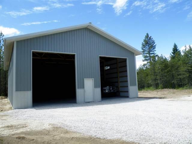 3961 Powers Rd, Loon Lake, WA 99148 (#202116596) :: Freedom Real Estate Group