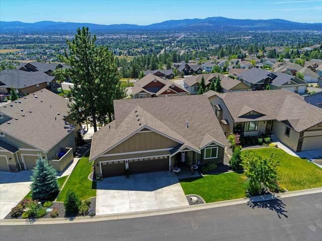 8822 E Clearview Ln, Spokane, WA 99217 (#202118987) :: Inland NW Group