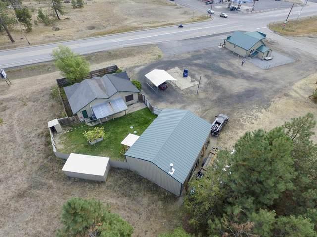39915 N Newport Hwy, Elk, WA 99009 (#202122395) :: The Synergy Group