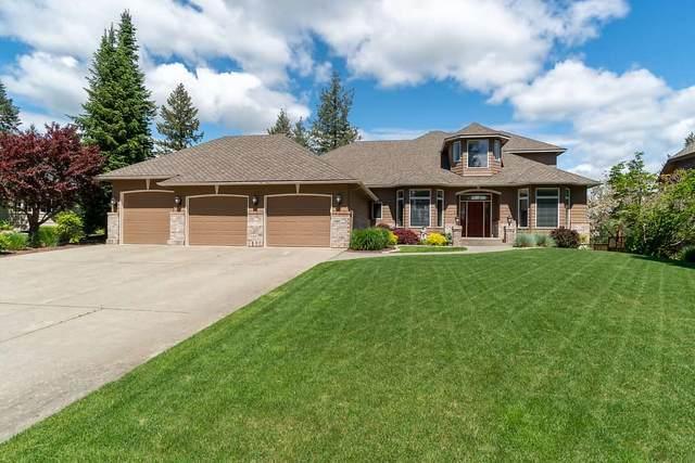 504 W Wilson Ct, Spokane, WA 99208 (#202014116) :: Prime Real Estate Group