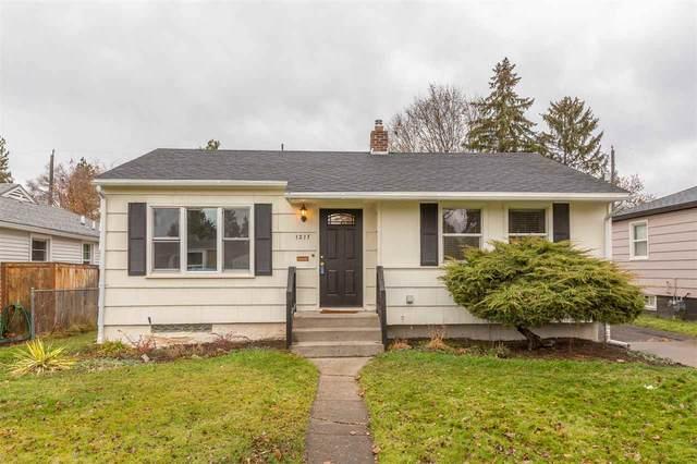 1217 E 40th Ave, Spokane, WA 99203 (#202023897) :: Prime Real Estate Group