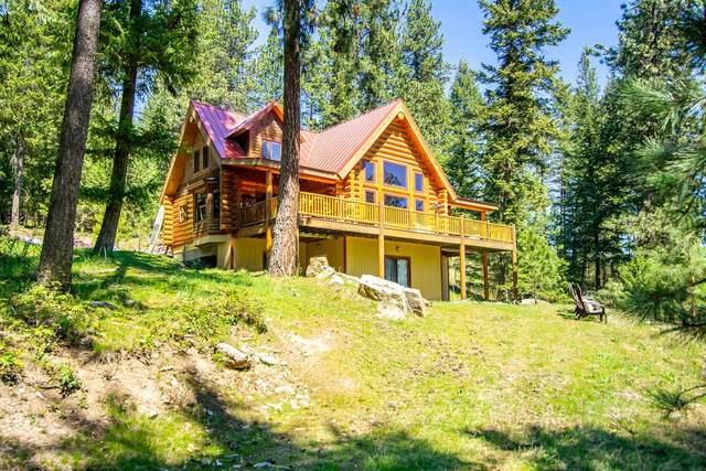 12812 NE Newman Lake Dr, Newman Lake, WA 99025 (#202113767) :: Top Spokane Real Estate