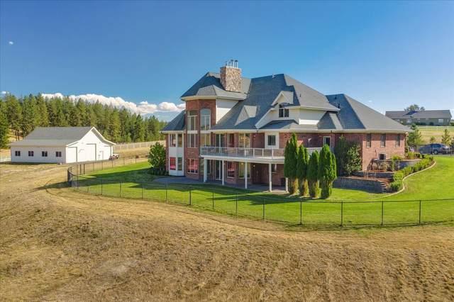13312 E Peone Valley Ln, Mead, WA 99021 (#202121910) :: Real Estate Done Right