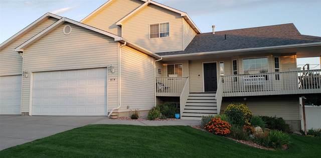 1015 N Fox Ridge/ 814 Justin Ave, Ln 814 E Justin Ln, Medical Lake, WA 99022 (#202122565) :: Real Estate Done Right