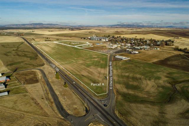 XX Sr 195 & Cheney Spangle Rd, Spangle, WA 99031 (#201727797) :: The Synergy Group