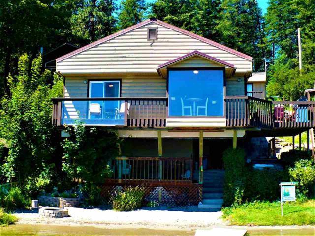 45494 Lake Shore Homes Rd, Loon Lk, WA 99148 (#201819750) :: 4 Degrees - Masters