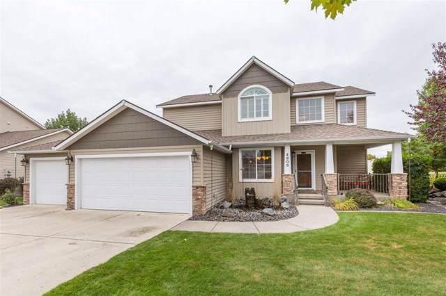 4802 N Willow Rd, Spokane, WA 99206 (#201920640) :: The Hardie Group